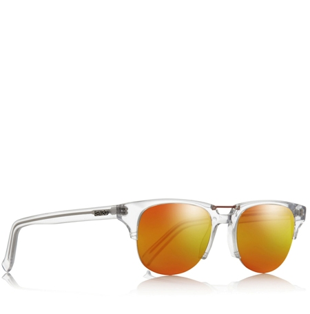 Kenzo orange mirror sunglasses