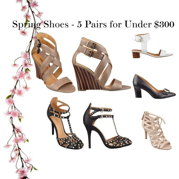 spring shoe trends 2014