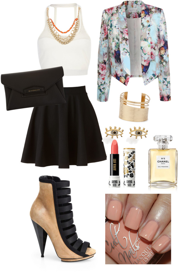 bar hopping in paris outfit idea