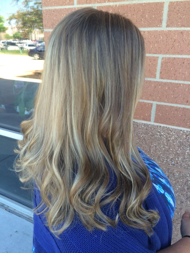 best hair color des moines